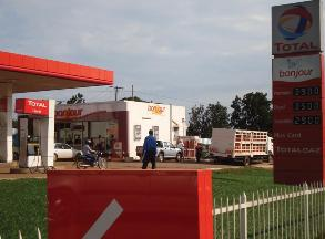 paying for fuel in uganda