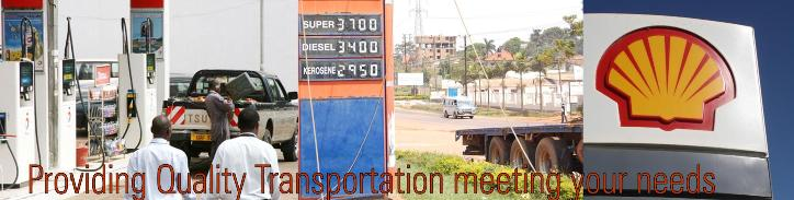 Pay for fuel is hiring a vehicles & driver in Uganda
