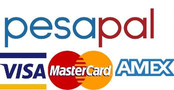 Payment options, Information and advice for your Safari, Gorilla tracking (trekking) and Car Rental in Uganda - online payment using pesapal