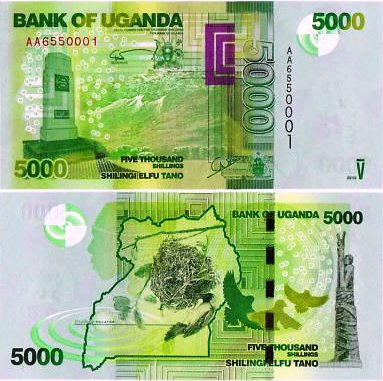 Forex rates dollar to uganda shillings