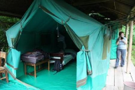 budget to luxury lodging and accommodations – Bwindi Gorilla Tracking - Buhoma Community Rest Camp