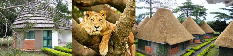 Mweya Safari Lodge Uganda Queen Elizabeth National Park Up Market