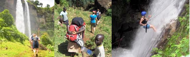 3 day safari tour to sipi falls near mount elgon national park uganda