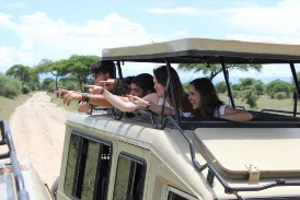 7 day Kidepo Game Safari & Murchison Falls National Park Uganda