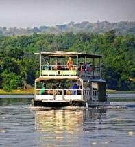 Nile Wildlife Boat Safari - murchison falls national park uganda
