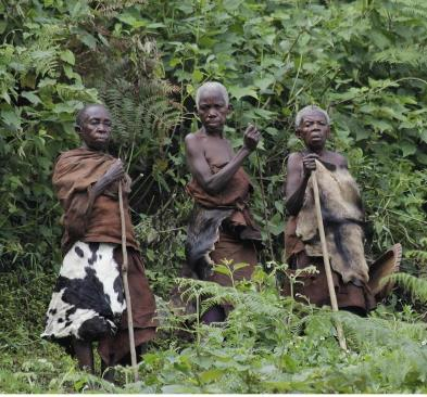 Batwa people gorilla trekkng add on
