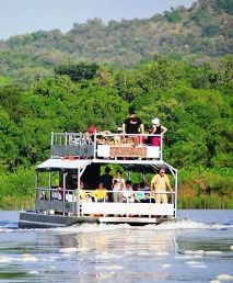 The Great Uganda Loop Safari: 16 Days into Uganda's Best National Parks inclding - Murchison boat safari