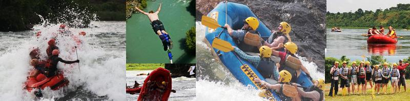 Nile River White-Water Rafting Information, Trips, Pricing, Tips & Advice- Uganda