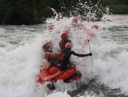 Nile River White Water Rafting & Bungee Jump Information, Uganda: Trips, Pricing, Tips & advice