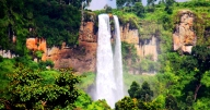 Short-Wildlife Safaris in Uganda - 3 day tour to Sipi falls visit to Jinja & source of the Nile river